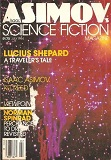 Isaac Asimov's Science Fiction Magazine 1984 July