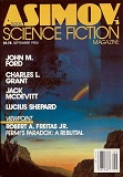Isaac Asimov's Science Fiction Magazine 1984 September