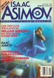 Isaac Asimov's Science Fiction Magazine 1986 January