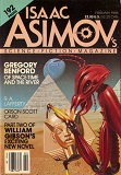Isaac Asimov's Science Fiction Magazine 1986 February