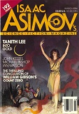 Isaac Asimov's Science Fiction Magazine 1986 March