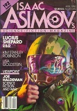 Isaac Asimov's Science Fiction Magazine 1986 April