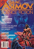 Isaac Asimov's Science Fiction Magazine 1986 July