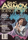 Isaac Asimov's Science Fiction Magazine 1986 August