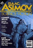Isaac Asimov's Science Fiction Magazine 1986 October